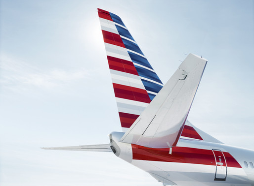 American Airlines Reports Record Third Quarter Revenue of $11.9B, Net Income of $425M