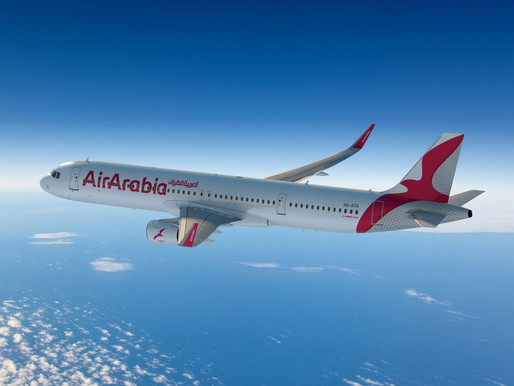 Air Arabia Reports H1 2021 Profit of $12 million on a Five Percent Revenue Increase to $272 Million