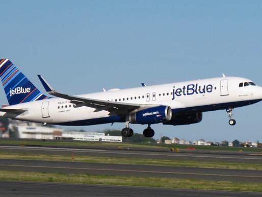JetBlue Announces Second Quarter Net Loss of $320 Million or $1.18 per Share