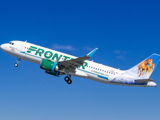 Frontier Airlines Launches Three New Nonstop Routes From Myrtle Beach