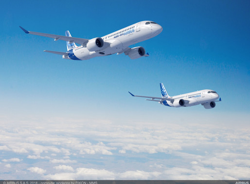 Airbus Continues A220 Program Integration as Airbus Canada Transfers Material Management to Satair
