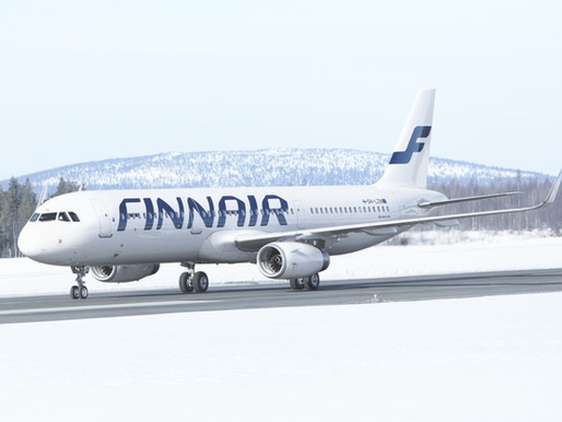 Airbus Receives First A320 Flight Hour Services Contract in Europe With Finnair