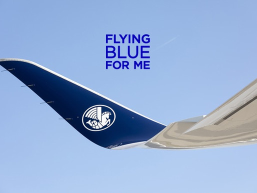 Air France and Flying Blue Extend Flexibility Measures