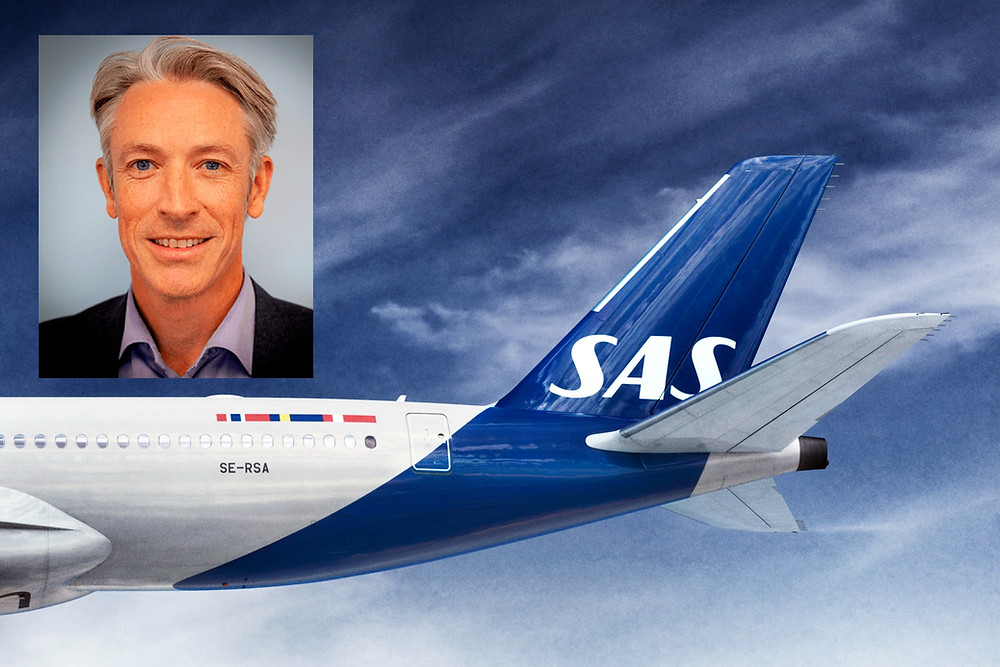 Sas Appoints Max Knagge As New Ceo Of Sas Cargo Effective January 1 2021