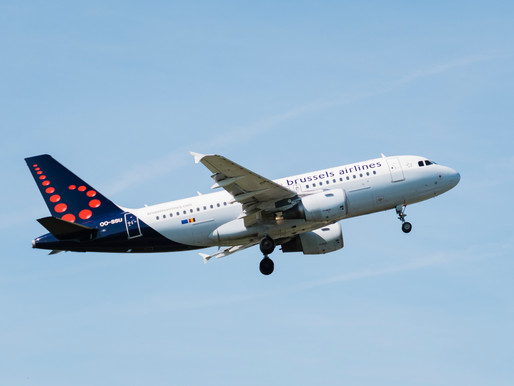 Brussels Airlines Announces Restart of Operations With 59 Destinations Between June and August