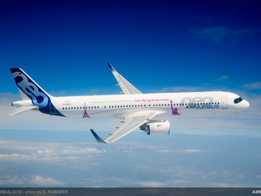Airbus Reports 566 Commercial Aircraft Deliveries for 2020