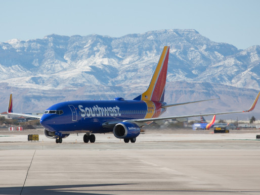 Southwest Airlines Publishes Initial Flight Schedules From Chicago O'Hare and Colorado Springs