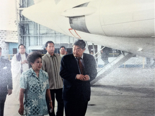 Cebu Pacific CEO Lance Gokongwei Reflects on Wisdom From His Dad on Airline's 25th Anniversary