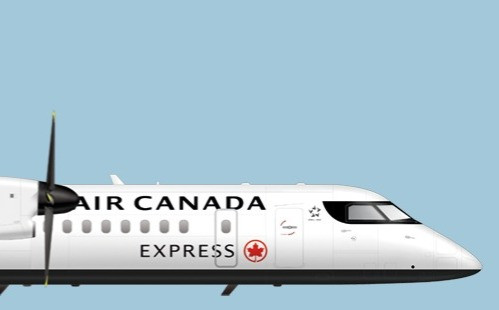 Jazz Aviation to be First Operator of De Havilland Canada's Dash 8-400 Simplified Package Freighter