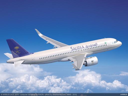 Saudi Arabian Airlines Signs $3.0 Billion Financing Deal for Fleet Expansion