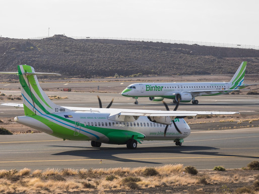 Binter Increases Connectivity to Madeira With Four Weekly Flights
