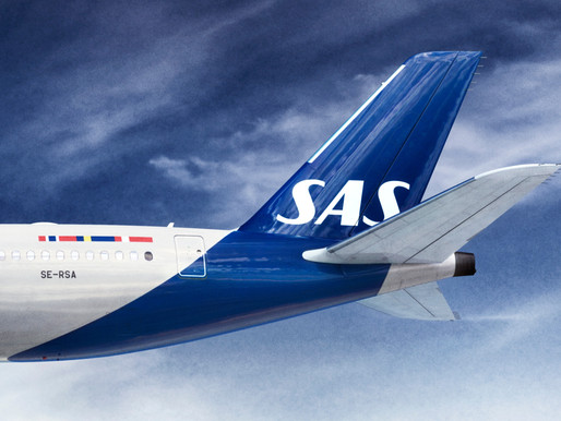 SAS Reports First Quarter Net Loss of $249 Million on 76 Percent Revenue Decline to $277 Million