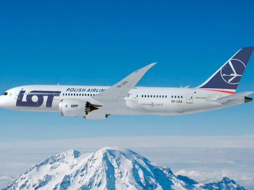 LOT Polish Airlines Receives Approval From the EC and Polish Government for PLN 2.9 Billion in Aid