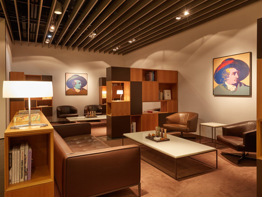 Lufthansa Reopens First Class Lounge at Frankfurt Airport