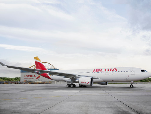 Iberia to Offer 70 Weekly Flights Between Spain and the U.S. for Winter Season