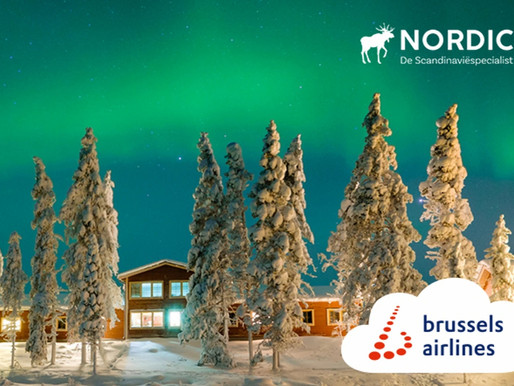 Brussels Airlines Signs Three Year Agreement With NORDIC for Scandinavian Travel