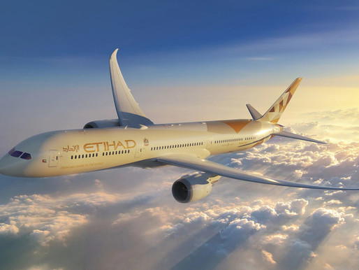 Etihad Airways Launches Customizable Charter Flight Services