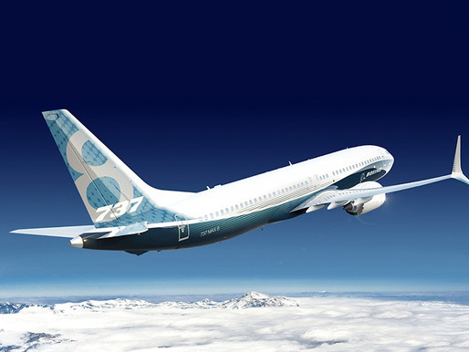 Investment Firm 777 Partners Orders 24 Boeing 737 MAX 8s, Including Options for 60 More Airplanes
