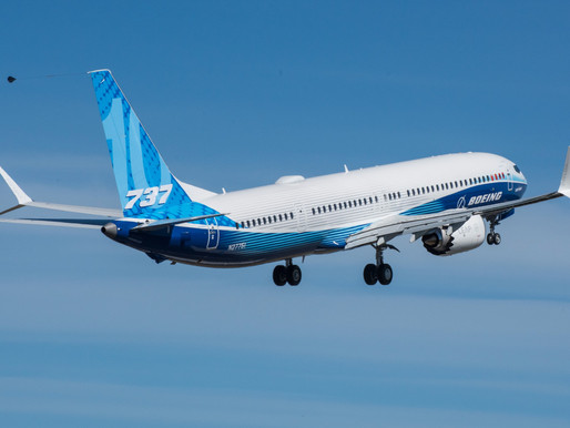 Boeing Completes First Test Flight of 737-10, The Largest Airplane in the MAX Family