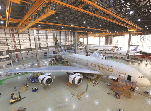 Etihad Engineering Reports Robust Growth Ahead of MRO Middle East Event