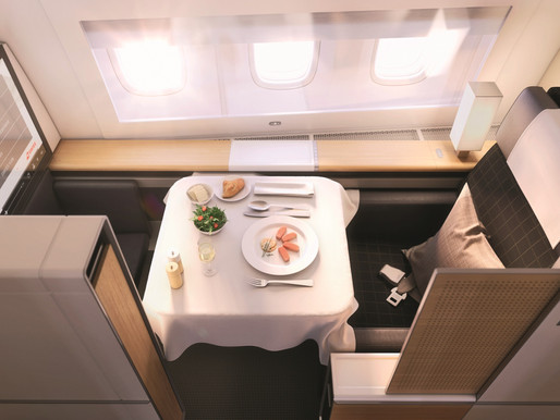 SWISS Named 'Europe's Leading Airline – First Class 2020' at World Travel Awards