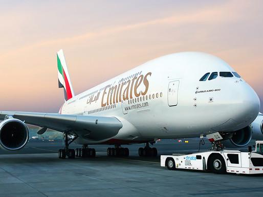 Emirates Group Reports FY 2020/21 Loss of $6.0 Billion on 66 Percent Revenue Decline to $9.7 Billion