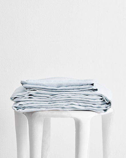 Drift 100% Flax Linen Sheet Set