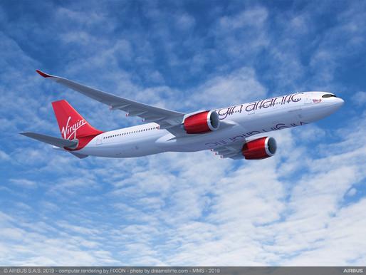 Virgin Atlantic to Launch Preflight COVID-19 Testing Trial Between Heathrow and Barbados