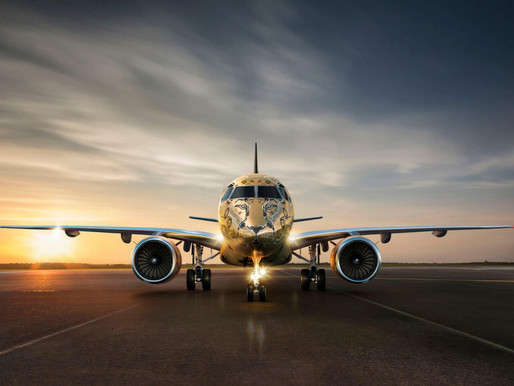 Embraer Measures External Noise From E175-E2 as Aircraft Moves Towards Certification