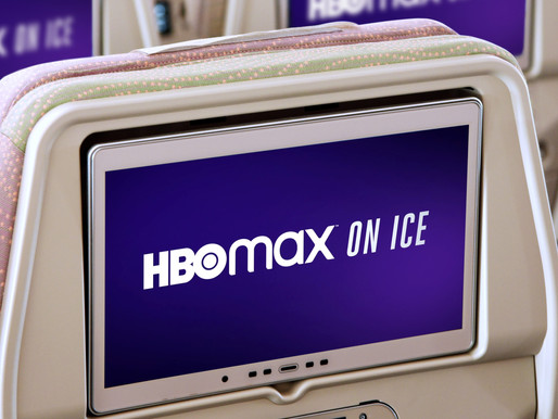 Emirates Brings Exclusive HBO Max Premium Content to Award-Winning 'ice' IFE System