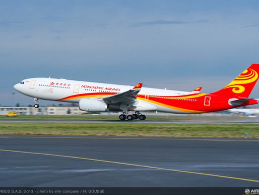 Hong Kong Airlines Faces Uncertain Future as Long-Haul Routes Are Cut, Airline Misses Payroll
