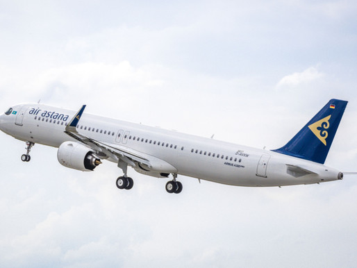 Air Astana Launches New Service to Phuket, Increases Frequencies to Dubai