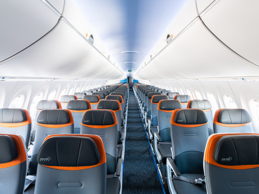 JetBlue Unveils New Airbus A220-300 Onboard Customer Experience