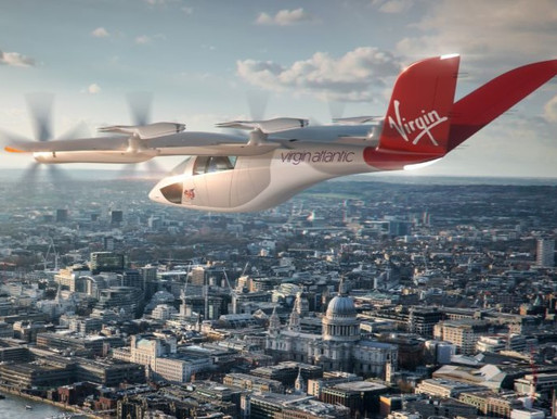 Virgin Atlantic Partners With Vertical Aerospace to Pioneer Zero Emissions Air Travel in the UK