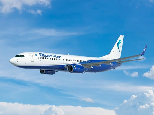 Air Lease Corporation Announces Delivery of First of Ten New Boeing 737-8s to Blue Air