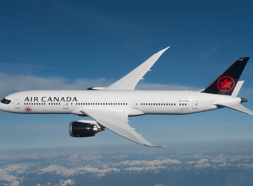 Air Canada Launches Infinite Canada Pass; Offers Complimentary International COVID-19 Insurance