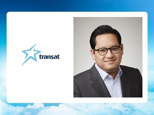 Transat Appoints Patrick Bui as New Chief Financial Officer