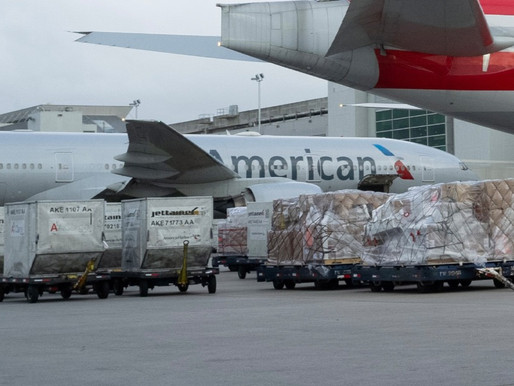 American Airlines Cargo Prepares for Vaccine With Trial Flights From Miami to South America