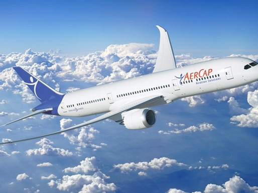 AerCap Signs Lease Agreements With Norse Atlantic Airways for Nine Boeing 787 Dreamliners