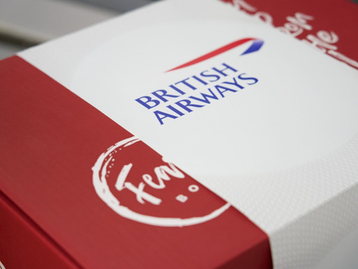 British Airways Offers First Class Dining Experience at Home With Feast Box and DO & CO