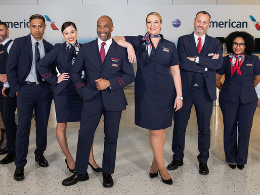 American Airlines Debuts New Lands' End Uniform Program for Over 50,000 Team Members