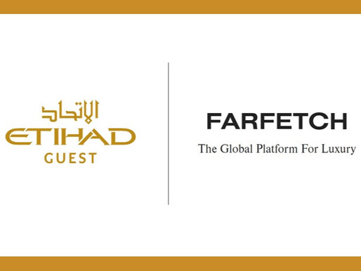 Etihad Guest Partners With Global Luxury Platform FARFETCH for New Earning & Spending Opportunities