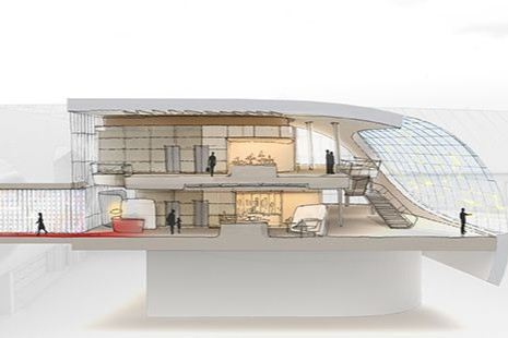 Air France Offers a Sneak Preview of New Terminal 2F Lounge at Paris-Charles de Gaulle