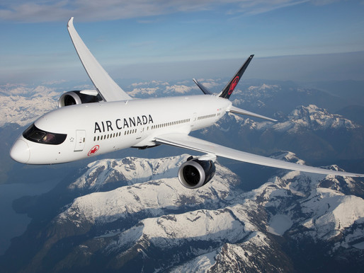 Air Canada Reduces Second Quarter Capacity by 50 Percent, Continues Liquidity Preservation Measures