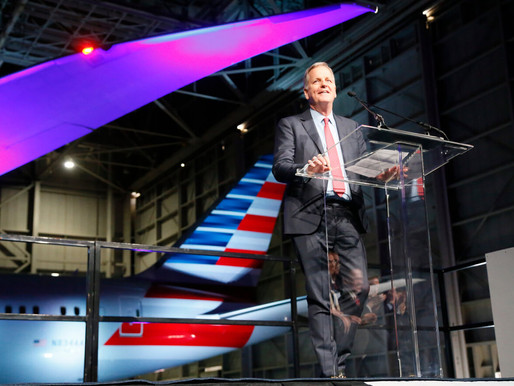 American Airlines Announces Major $550M Investment in Their Tulsa Maintenance Base