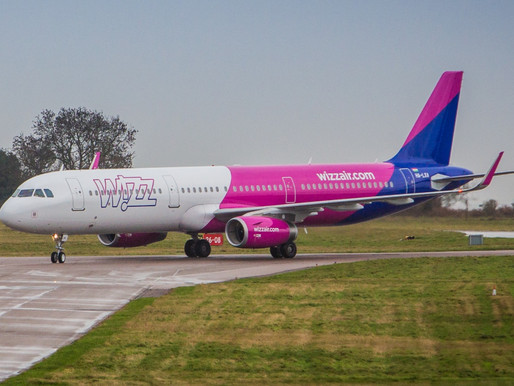 Wizz Air Announces New Rome Fiumicino Base With Four Based Aircraft and 32 New Routes