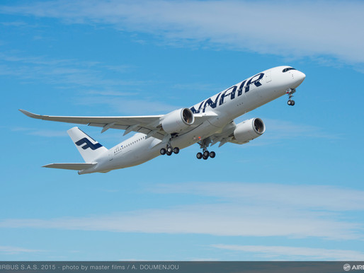 Finnair to Offer Service to 70 Destinations for Winter 2021/22 Season