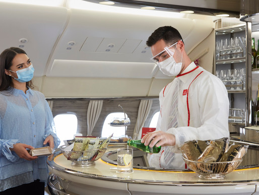 Emirates Launches Redesigned Signature Onboard Experience