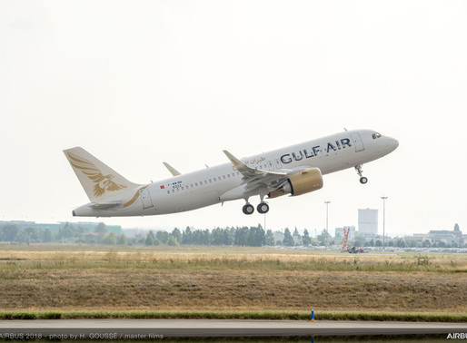 Gulf Air Announces the Resumption of Service to India From September 14, 2020