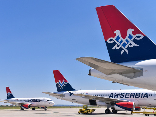 Air Serbia Resumes Service to Rome and Milan